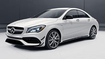 Mercedes-Benz 2018 CLA CLA45 AMG COUPE 080 MCF