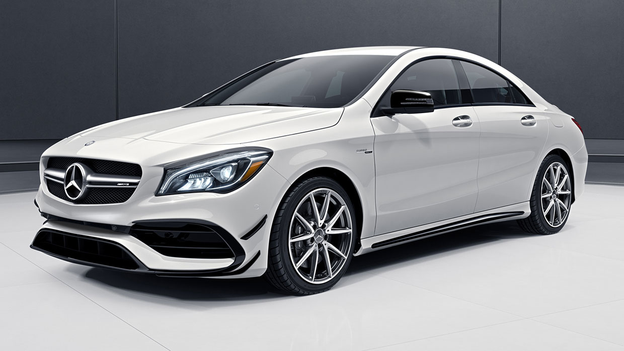 Mercedes-Benz 2018 CLA CLA45 AMG COUPE 080 MCFO R