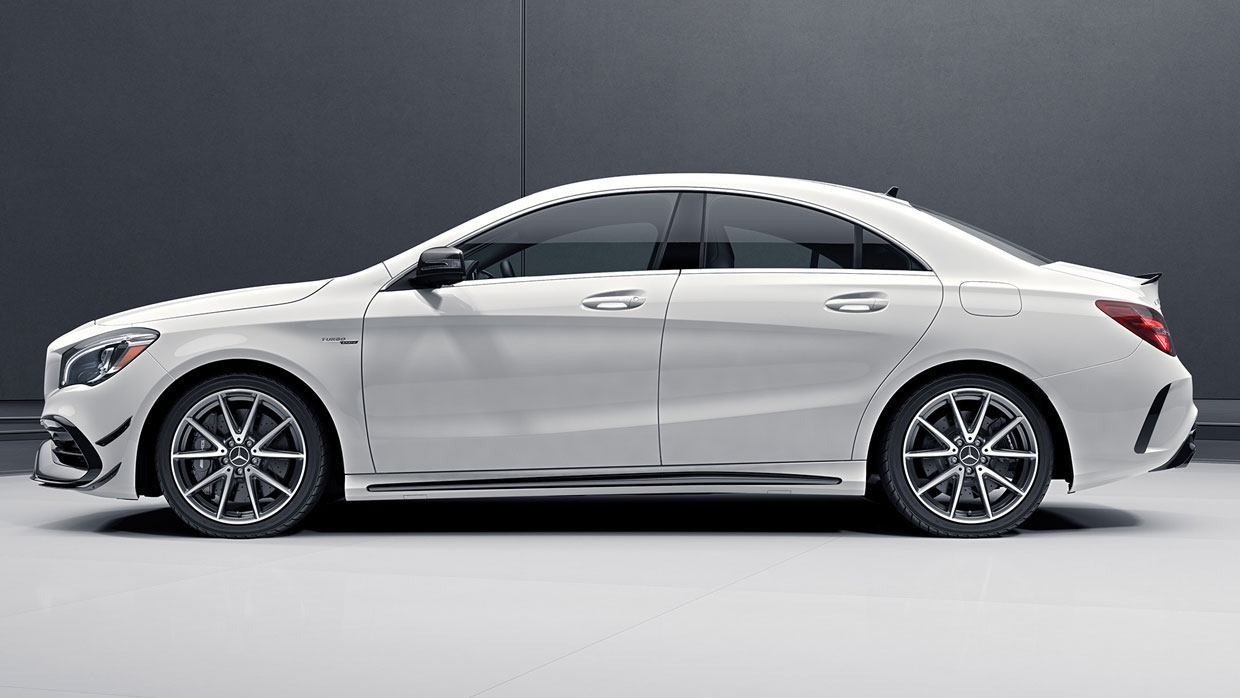 Mercedes-Benz 2018 CLA CLA45 AMG COUPE 082 MCFO R