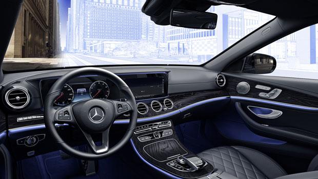 2018 E 300 Sedan Mercedes Benz