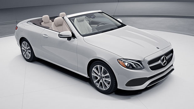 2018 Mercedes Hardtop Convertible New Car Release Date