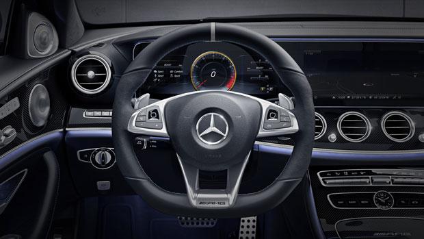 2018 AMG E63 S Wagon | Mercedes-Benz