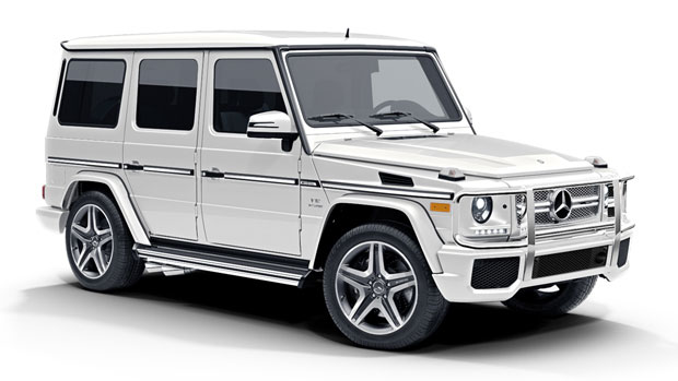 High Quality 2018 G CLASS G65 AMG SUV 002 MCF.