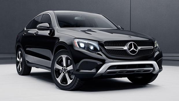 Mercedes benz glc glk ii 2018 for Mercedes benz glc 2018 release date