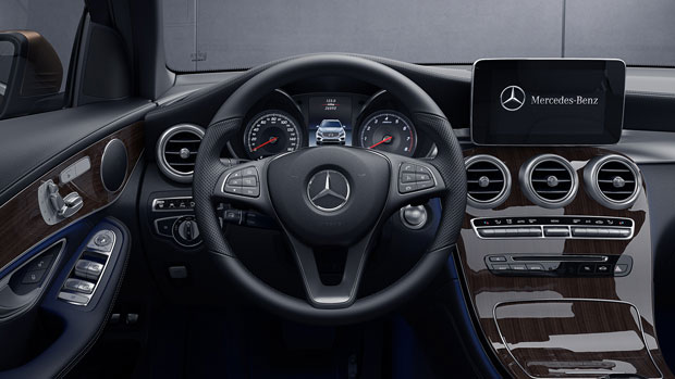 2018 Glc 300 4matic Coupe Mercedes Benz
