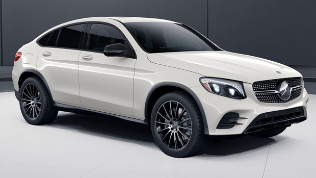 Glc coupe 2018 best new cars for 2018 for Mercedes benz 2018 glc 300