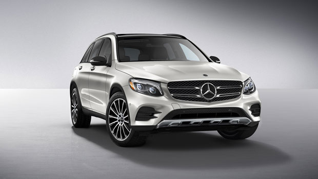 2018 glc 300 4matic suv | mercedes-benz