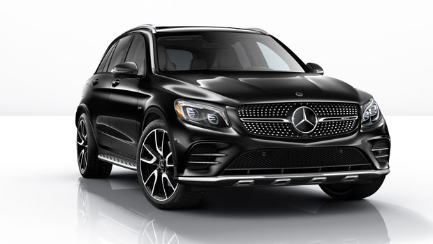 Mercedes suv glc id e d 39 image de voiture for Mercedes benz suv models
