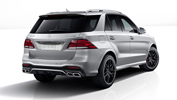 Mercedes suv amg auto bild idee for Mercedes benz suv models