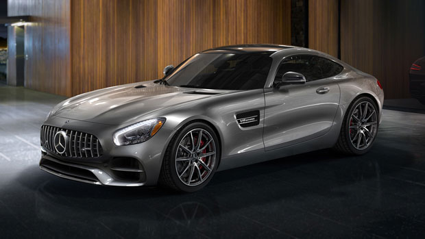 2018 mercedes benz amg gt motor trend autos post for Mercedes benz amg gt coupe price