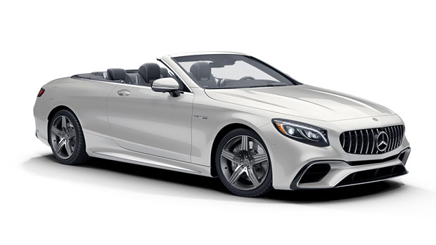 2018 AMG S 63 Cabriolet | Mercedes-Benz
