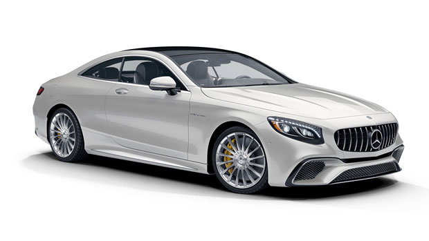 2018 AMG S 65 Coupe | Mercedes-Benz