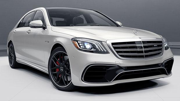 S63 2018 >> 2018 Amg S 63 Sedan Mercedes Benz