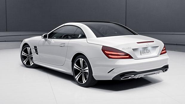 2018 Sl 450 Convertible Roadster Mercedes Benz