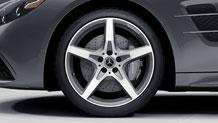 Mercedes-Benz 2018 SL SL550 ROADSTER 017 MCF