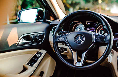 mbrace In-Vehicle Technology & Apps | Mercedes-Benz